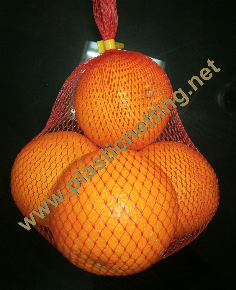 Vegetable Fruit Citrus Net Mesh Bag